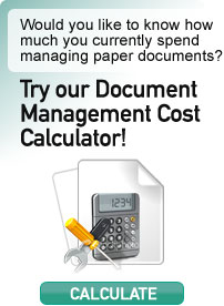 Document Management Cost Calculator